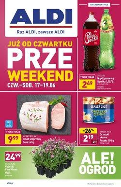 Oferty Supermarkety na ulotce Aldi ( Wygasa dzisiaj)