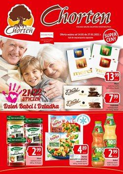 Gazetka Chorten ( Wygasle )