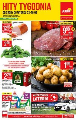Oferty Polomarket na ulotce Polomarket ( Wydany dzisiaj)