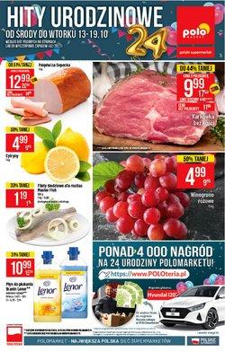 Oferty Polomarket na ulotce Polomarket ( Wygasa dzisiaj)