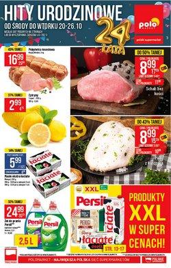 Oferty Polomarket na ulotce Polomarket ( Wydany wczoraj)
