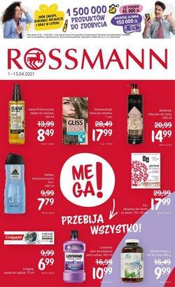 Gazetka Rossmann ( Ważny 4 dni )