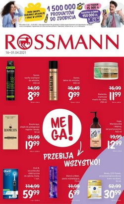 Gazetka Rossmann ( Ważny 19 dni )