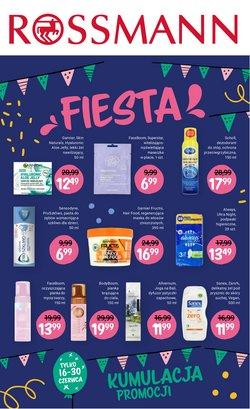 Oferty Perfumy i kosmetyki na ulotce Rossmann ( Ważny 5 dni)