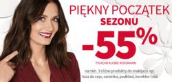 Oferty Rossmann na ulotce Poznań