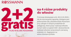 Oferty Rossmann na ulotce Kraków
