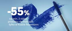 Oferty Rossmann na ulotce Goleniów