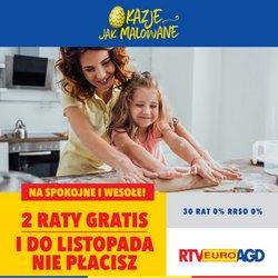 Gazetka RTV EURO AGD ( Ważny 2 dni )