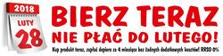 Oferty RTV EURO AGD na ulotce Poznań