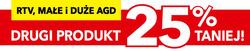 Oferty RTV EURO AGD na ulotce Goleniów