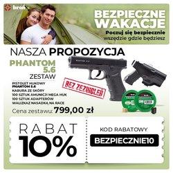 Oferty Broń.pl na ulotce Broń.pl ( Wygasłe)