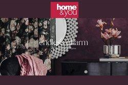 Oferty Dom i meble na ulotce Home&You ( Wydany dzisiaj)