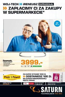 Elektronika i AGD oferty w katalogu Saturn w Łódź