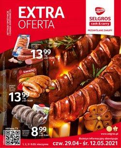 Oferty Selgros na ulotce Selgros ( Wygasłe)
