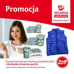 Oferty Selgros na ulotce Warszawa