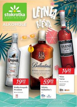 Oferty Supermarkety na ulotce Stokrotka ( Ważny 23 dni)
