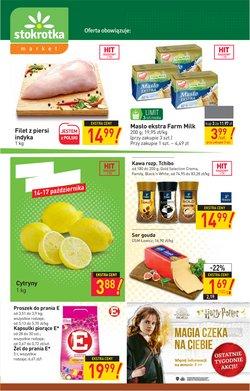 Oferty Supermarkety na ulotce Stokrotka ( Ważny 3 dni)