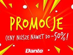Gazetka Dante ( Ważny 3 dni )