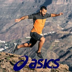 Oferty Asics na ulotce Asics ( Wygasa jutro)