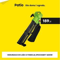 Oferty Dom i meble na ulotce Patio Color ( Wydany dzisiaj)