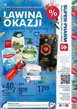 Oferty perfumy na ulotce Super Pharm ( Ważny 8 dni)