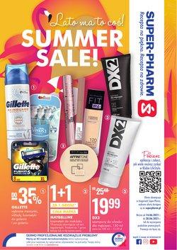 Oferty Perfumy i kosmetyki na ulotce Super Pharm ( Ważny 11 dni)