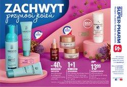 Oferty Perfumy i kosmetyki na ulotce Super Pharm ( Ważny 20 dni)