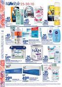 Oferty Perfumy i kosmetyki na ulotce Super Pharm ( Ważny 2 dni)