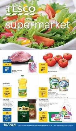 Oferty Supermarkety w Tesco ( Ważny 2 dni )