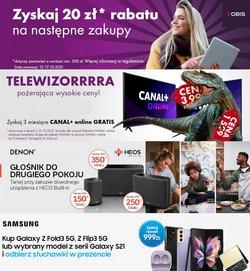 Oferty Elektronika i AGD na ulotce Vobis ( Wygasa dzisiaj)
