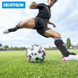 Oferty Sport na ulotce Decathlon ( Ważny 7 dni)