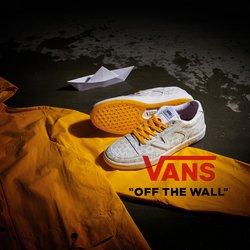 Oferty Vans na ulotce Vans ( Ważny 17 dni)