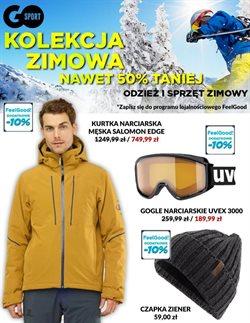 Gazetka Go Sport ( Wygasle )