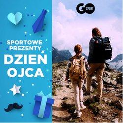 Oferty Go Sport na ulotce Go Sport ( Ważny 2 dni)