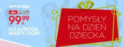 Oferty Go Sport na ulotce Warszawa