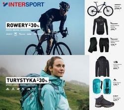 Oferty Intersport na ulotce Intersport ( Ważny 3 dni)