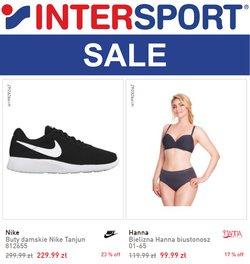 Oferty NIKE na ulotce Intersport ( Wygasa dzisiaj)