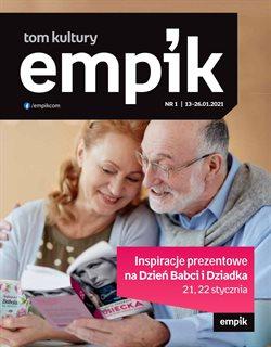 Gazetka Empik ( Wydany 2 dni temu )