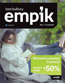 Gazetka Empik ( Wygasle )