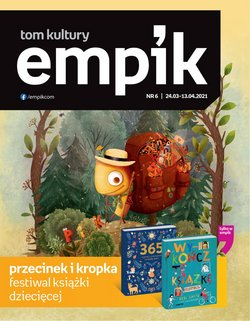 Gazetka Empik ( Wygasa jutro )
