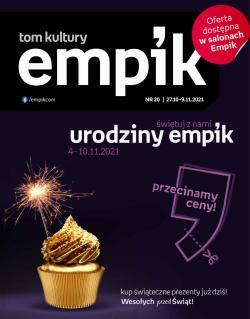 Oferty Książki i artykuły biurowe na ulotce Empik ( Wydany dzisiaj)