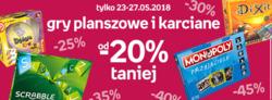 Oferty Empik na ulotce Warszawa