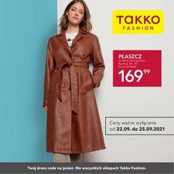 Oferty Takko Fashion na ulotce Takko Fashion ( Wydany wczoraj)