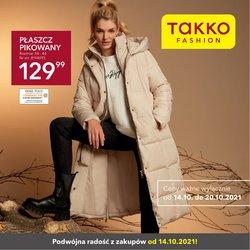 Oferty Ubrania, buty i akcesoria na ulotce Takko Fashion ( Wygasa dzisiaj)
