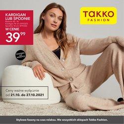 Oferty Ubrania, buty i akcesoria na ulotce Takko Fashion ( Ważny 2 dni)