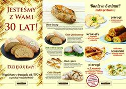 Oferty Święta Bożego Narodzenia na ulotce Piekarnia Pod Telegrafem ( Ponad miesiąc)