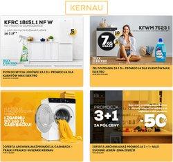 Oferty Elektronika i AGD na ulotce Kernau ( Wydany dzisiaj)