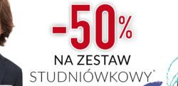 Oferty Vistula na ulotce Warszawa