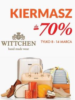 Gazetka Wittchen w Poznań ( Wygasle )