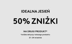 Oferty Parfois na ulotce Warszawa